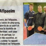 article DL AFIPAEIM